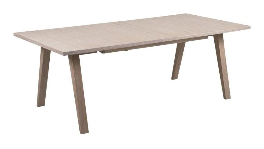 Eettafel 100 Cm.Bendt Uitschuifbare Eettafel Mads 210 310 X 100cm Ac H000015491