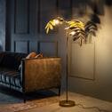By-Boo Vloerlamp 'Unbeleafable', kleur Goud