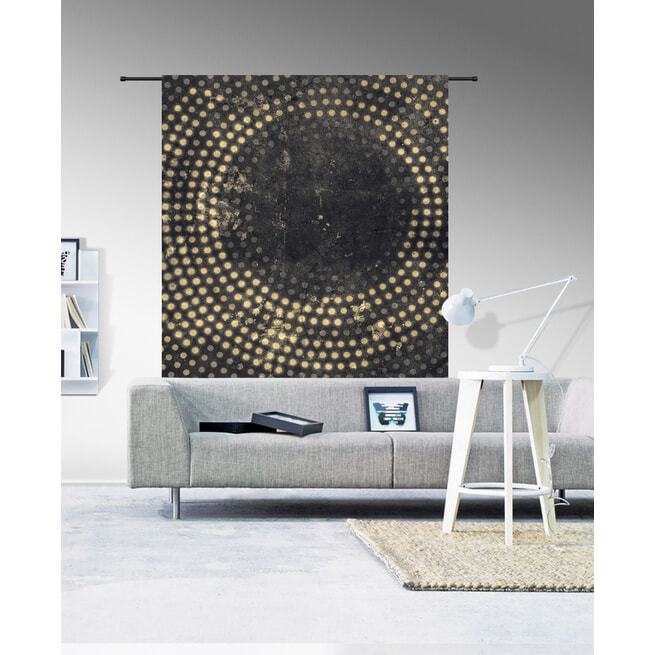 Urban Cotton Wandkleed 'Cala', 190 x 145cm