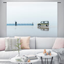 Urban Cotton Wandkleed 'Cannes', 145 x 190cm