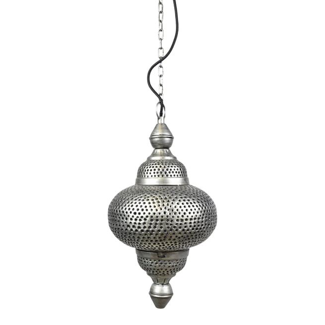 Urban Interiors hanglamp 'Bohemian Small', kleur Vintage Zink