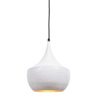 Urban Interiors Hanglamp 'Doll' 24cm, kleur wit