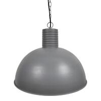 Urban Interiors Hanglamp 'Dome XL' 50cm, kleur grijs