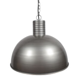 Urban Interiors Hanglamp 'Dome XL' 50cm, kleur zink