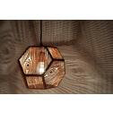 Urban Interiors Hanglamp 'Edgy' 25cm