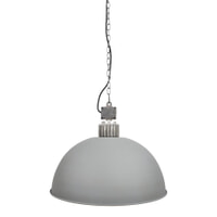 Urban Interiors Hanglamp 'Factory' 50cm, kleur grijs