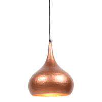 Urban Interiors Hanglamp 'Miem' 24cm, kleur koper