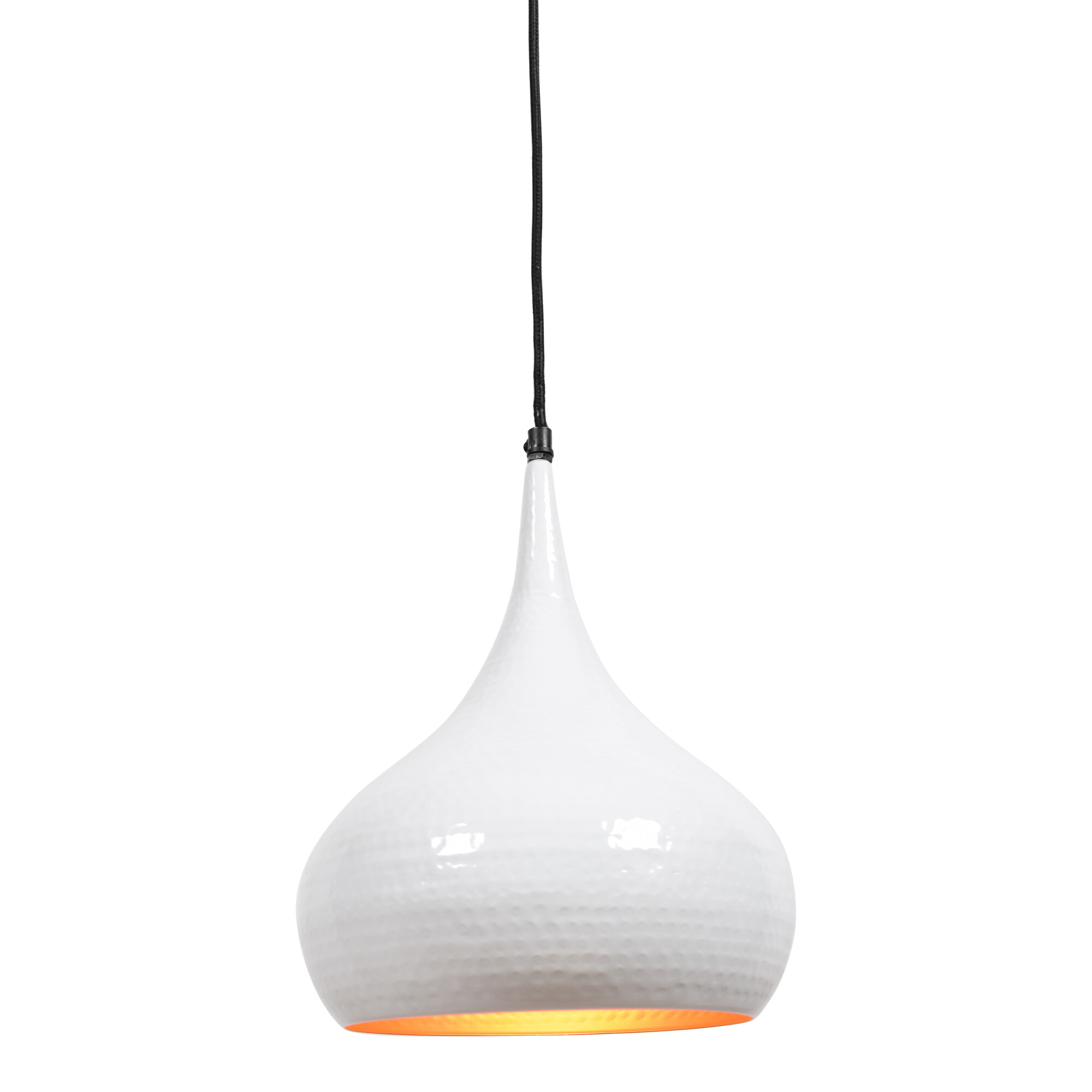 Urban Interiors Hanglamp Miem 24cm, kleur wit