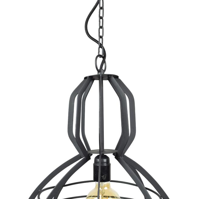 Urban Interiors hanglamp 'Scandic' 40cm, kleur Vintage Black