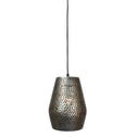 Urban Interiors hanglamp 'Spike Zink' Ø21cm