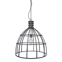 Urban Interiors hanglamp 'Tube' Ø50, kleur Vintage Black