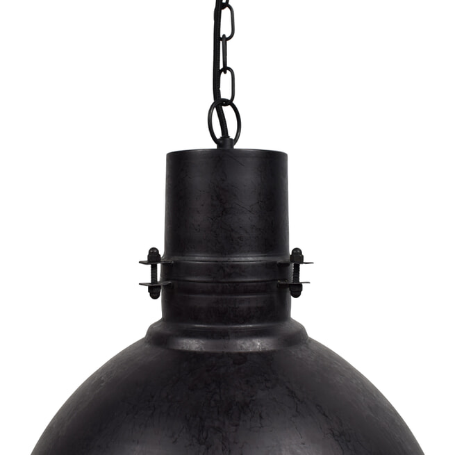 Urban Interiors hanglamp 'Urban' 40 cm, kleur Rough Black