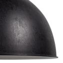 Urban Interiors hanglamp 'Urban' 40 cm, kleur Rough Black
