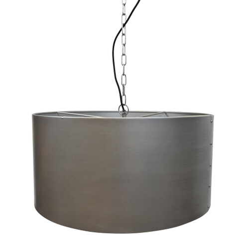 Urban Interiors Hanglamp 'XXL' 60cm, kleur vintage grijs