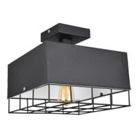 Urban Interiors plafondlamp 'Cage', kleur Vintage Black