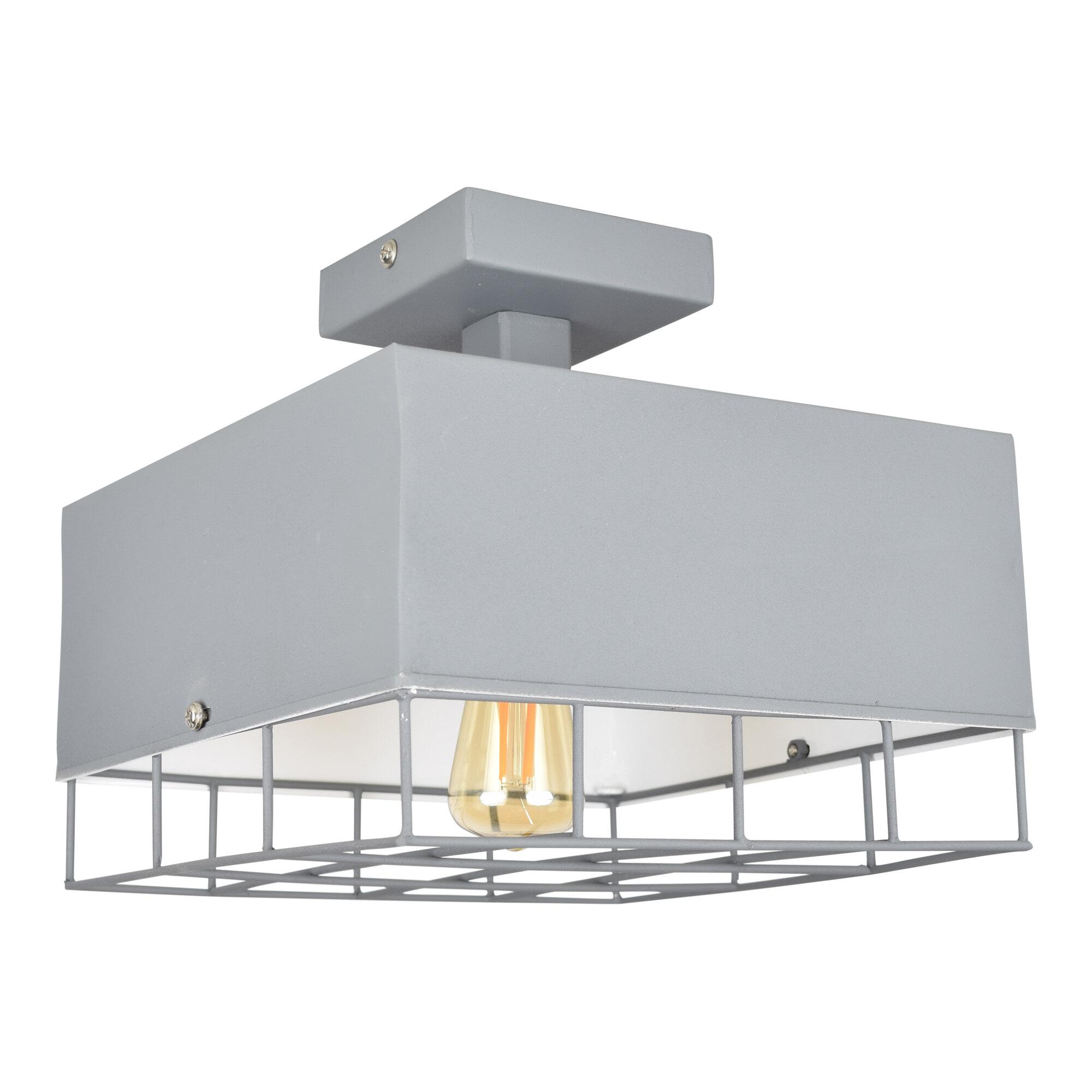 Urban Interiors plafondlamp 'Cage', kleur Vintage Grey