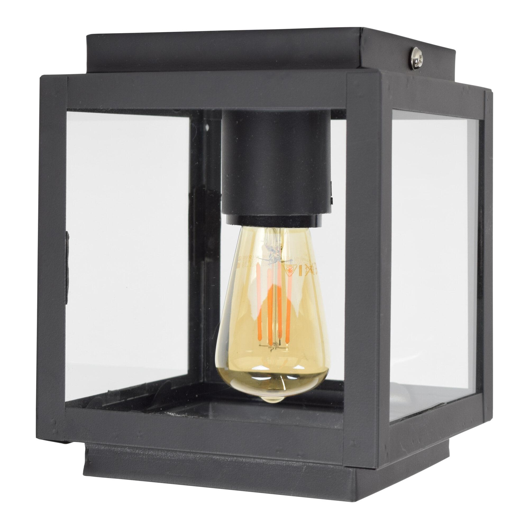 Urban Interiors plafondlamp 'Loft', kleur Vintage Black