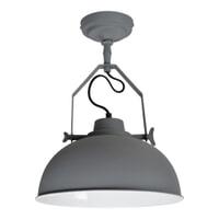 Urban Interiors Plafondlamp 'Urban' 30cm, kleur grijs