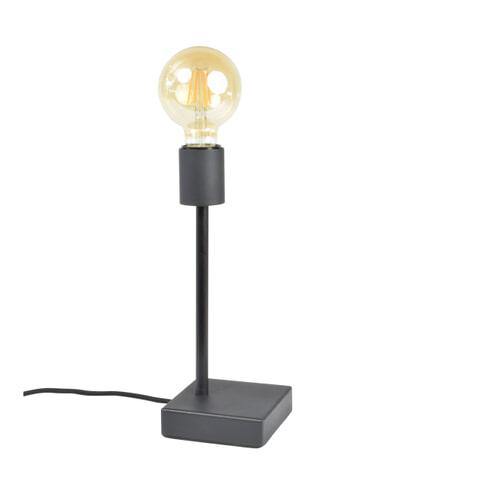 Urban Interiors tafellamp 'Basic', kleur Zwart
