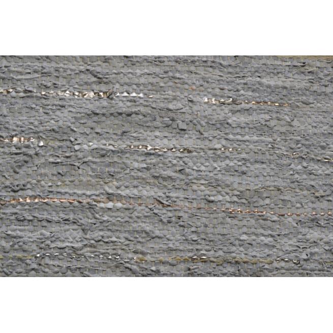 Urban Interiors vloerkleed 'Urban Grey Metallic' 140 x 200cm