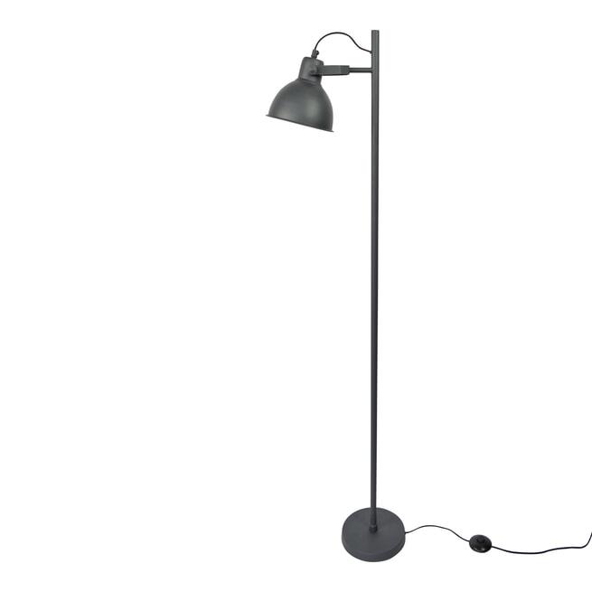 Urban Interiors vloerlamp 'Read', kleur Vintage Black