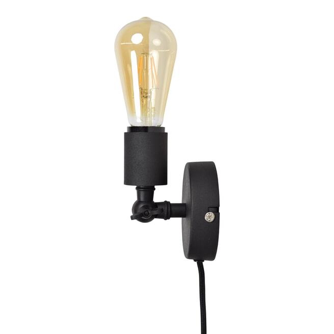 Urban Interiors wandlamp 'Bulby', kleur Vintage Black