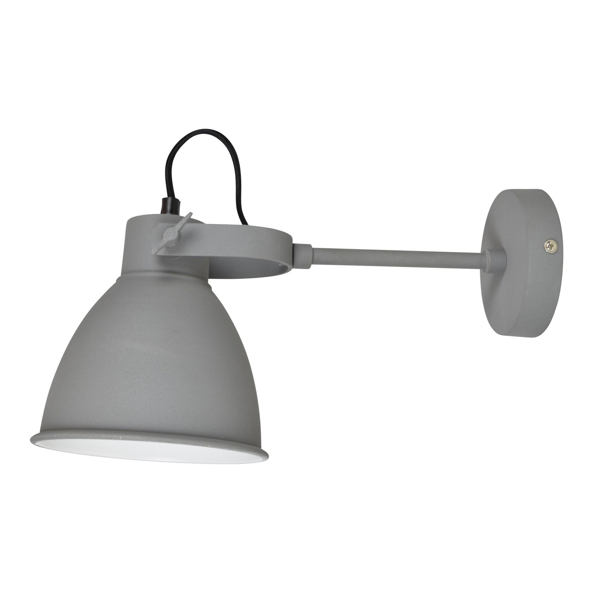 Urban Interiors Wandlamp 'Dock' kleur grijs