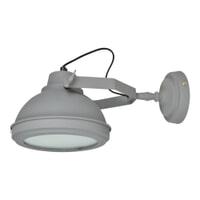 Urban Interiors Wandlamp 'Factory' kleur grijs