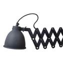 Urban Interiors wandlamp 'Harmonica' Ø12cm, kleur Vintage Black