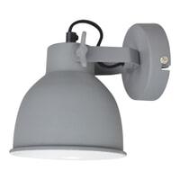 Urban Interiors Wandlamp 'Industrial' Large, kleur grijs