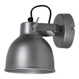 Urban Interiors Wandlamp 'Industrial' Large, kleur zink