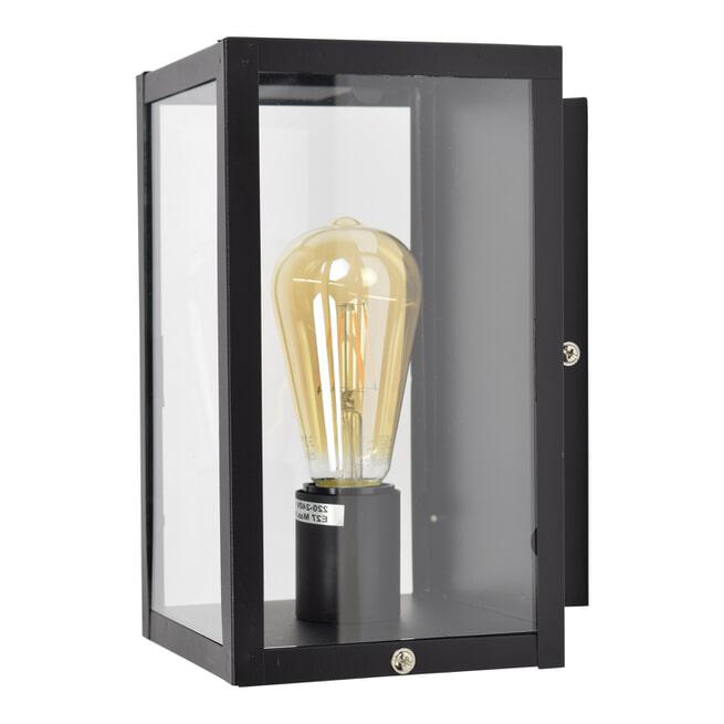 Urban Interiors wandlamp 'Loft', kleur Vintage Black
