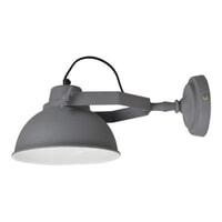 Urban Interiors Wandlamp 'Urban' 20cm, kleur grijs