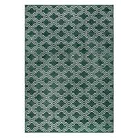 Vloerkleed 'Reynaldo' 160 x 230cm, kleur groen