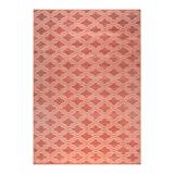 Vloerkleed 'Reynaldo' 160 x 230cm, kleur roze