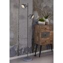 Vloerlamp 'Brendan' betonlook LED