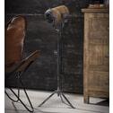Vloerlamp 'Jean-Paul' (hoogte 78 - 96cm)