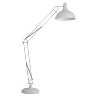 Vloerlamp 'Jesmuel', kleur Wit