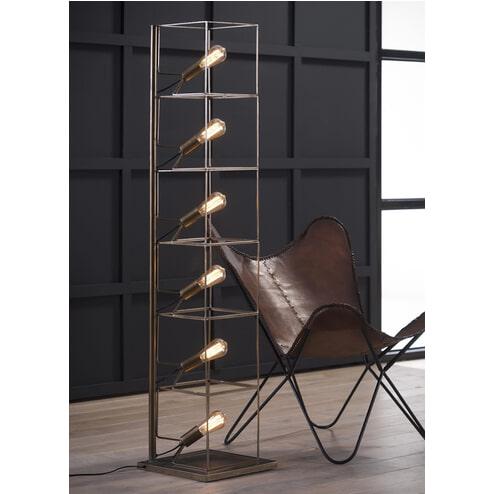 Vloerlamp 'Kaitlin' 6-lamps