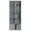 vtwonen  Boekenkast 'Bookcase', kleur Betongrijs