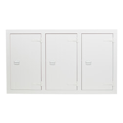 vtwonen Dressoir 'Bunk' 177cm, kleur Wit
