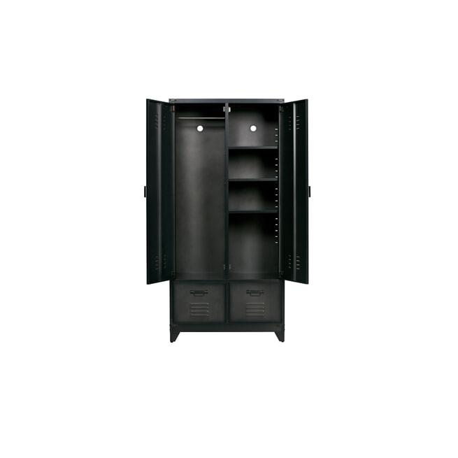 vtwonen Lockerkast 'Safe' 190cm metaal