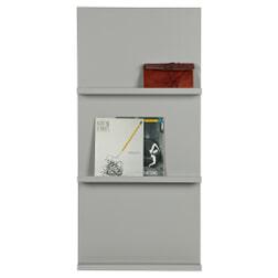 vtwonen Pronkrek Small, 120 x 56cm, kleur Betongrijs