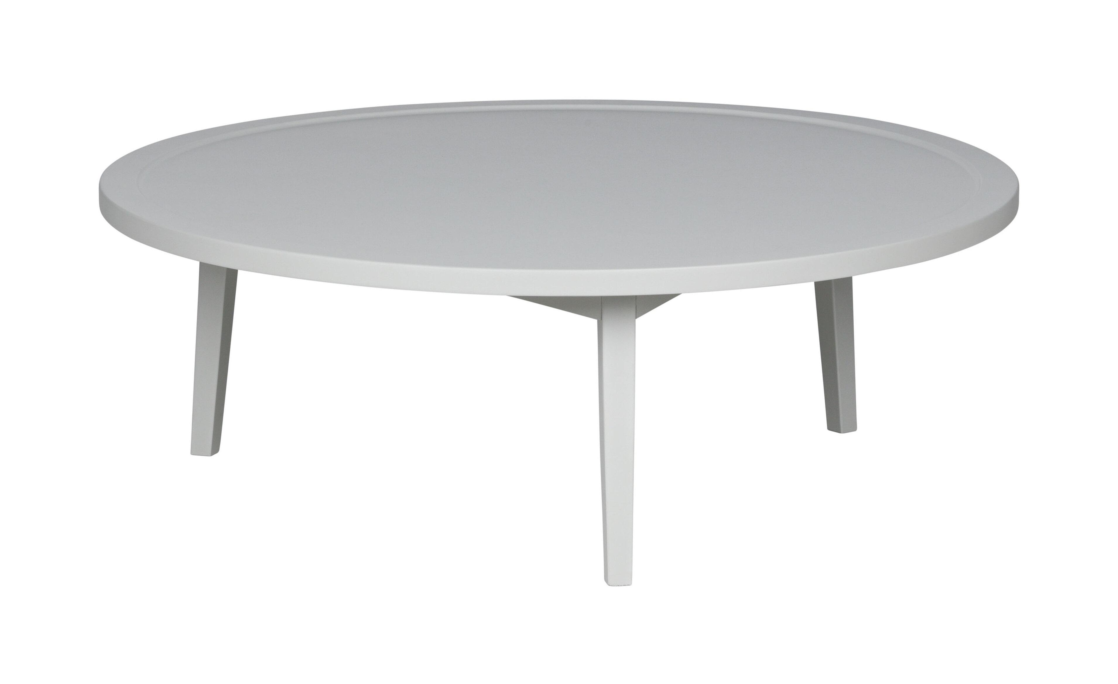 vtwonen Salontafel 'Sprokkeltafel' 100 x 100cm, kleur Betongrijs