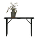 vtwonen Side-table 'Board' 125cm, kleur zwart