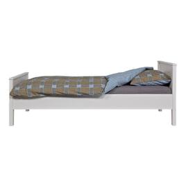 WOOOD Bed 'Jade', kleur Wit