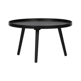 WOOOD Bijzettafel 'Mesa' 60cm, kleur Zwart