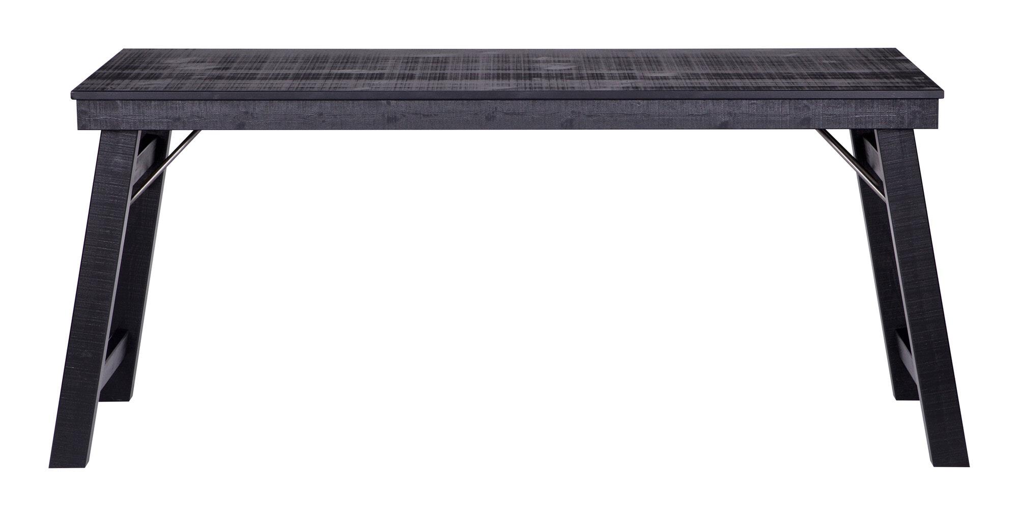 WOOOD Bureau 'Honk' kleur zwart Tafels | Bureaus vergelijken doe je het voordeligst hier bij Meubelpartner