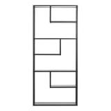 WOOOD Kast 'Teun' 85cm, kleur Zwart