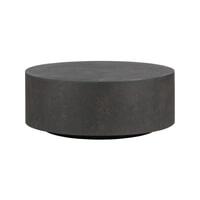 WOOOD Salontafel 'Dean' 80cm, kleur Donkerbruin